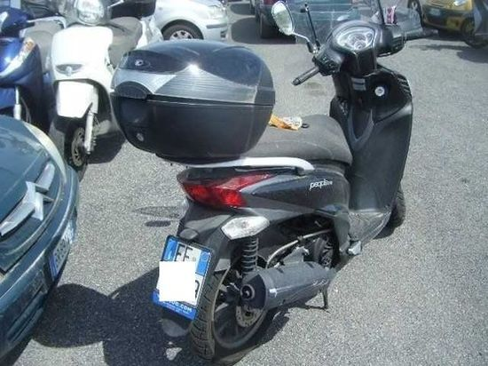 SCOOTER SCOOTER KYMCO PEOPLE 125I