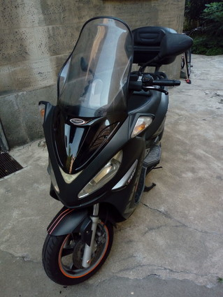 MOTO E SCOOTER SCOOTER MALAGUTI MADISON 200