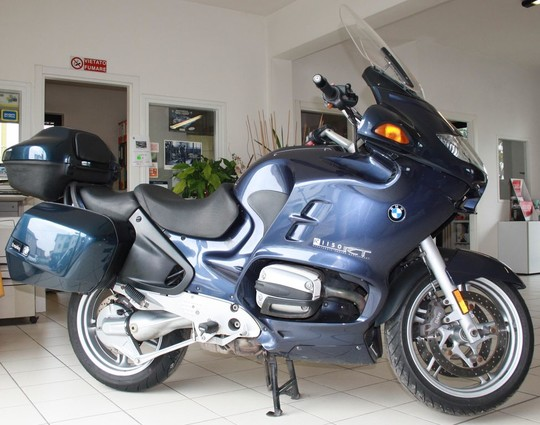 MOTO E SCOOTER BMW R 1150 RT