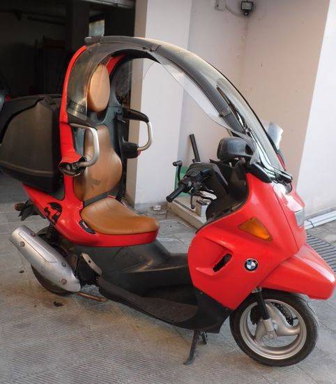 SCOOTER BMW C1 125